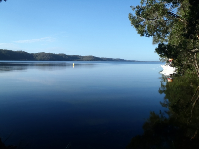 Myall Lake tranquility
